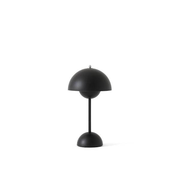 &Tradition Flowerpot VP9 Bordlampe Transportabel Mat Sort