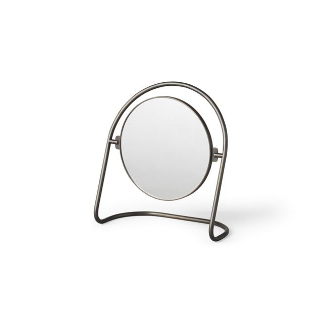 MENU Nimbus Bordspejl Bronzeret Messing