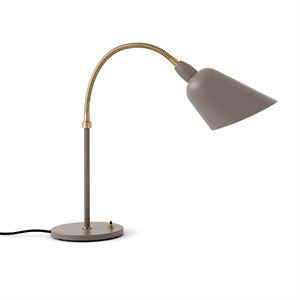 &tradition Bellevue AJ8 Bordlampe Beige/Grå & Messing