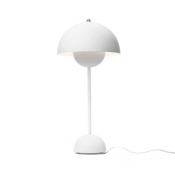 &tradition Flowerpot VP3 Bordlampe Hvid