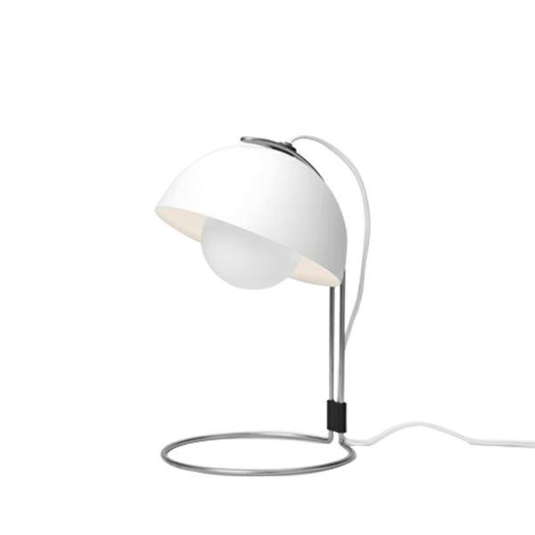 &tradition Flowerpot VP4 bordlampe Mat Hvid