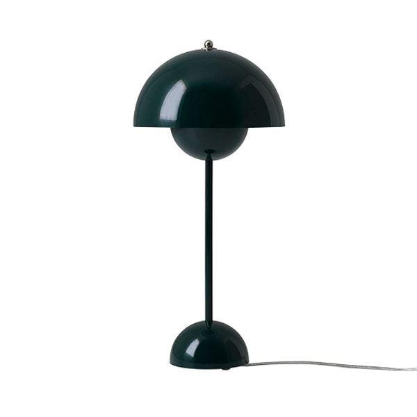 &tradition Flowerpot VP3 bordlampe Mørkegrøn