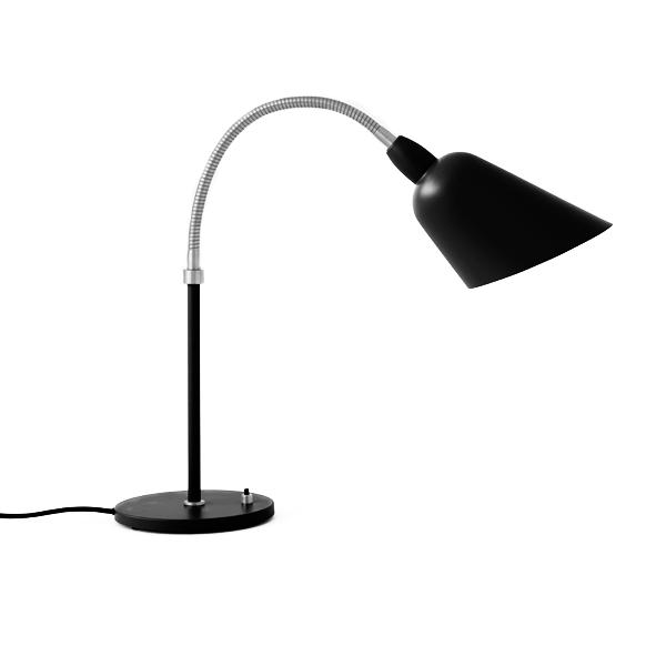 &tradition Bellevue AJ8 Bordlampe Mat Sort