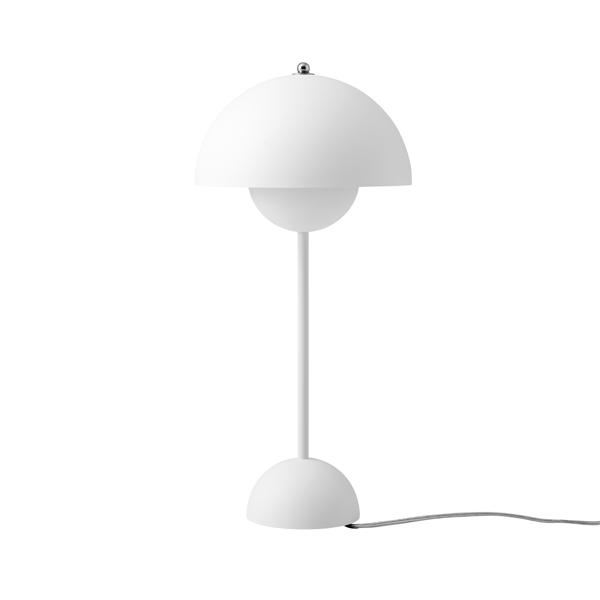&tradition Flowerpot VP3 Bordlampe Mat Hvid