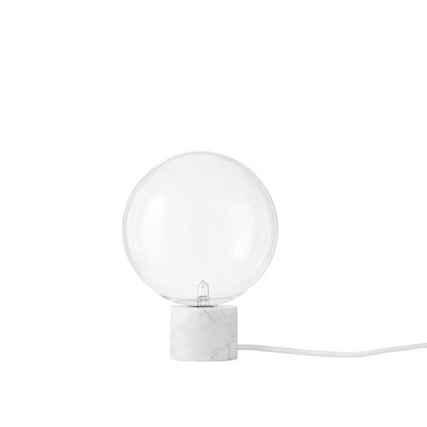 &tradition Marble Light SV6 bordlampe