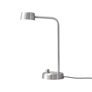 &tradition Working Title Bordlampe Aluminium