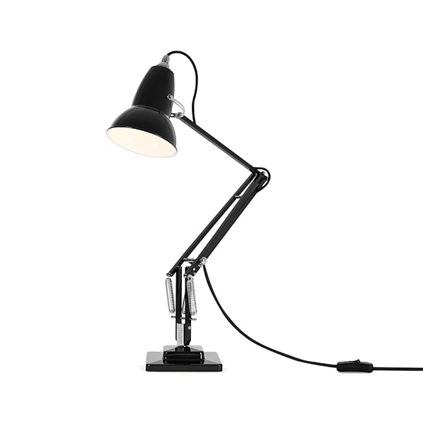 Image of Anglepoise Original 1227 Bordlampe Jet Black