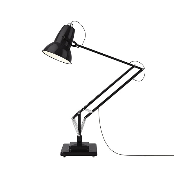 Image of Anglepoise Original 1227 Giant Gulvlampe Jet Black