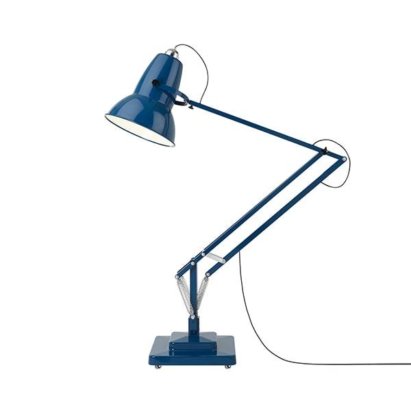 Image of   Anglepoise Original 1227 Giant Gulvlampe Marine Blue