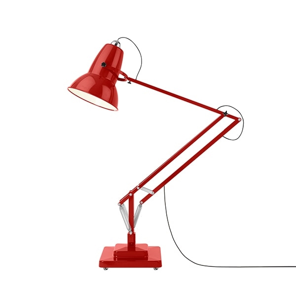 Image of Anglepoise Original 1227 Giant Gulvlampe Crimson Red