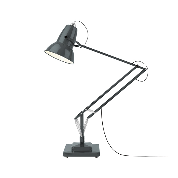 Image of   Anglepoise Original 1227 Giant Gulvlampe Slate Grey