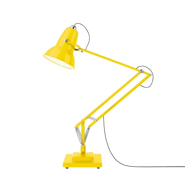 Image of   Anglepoise Original 1227 Giant Gulvlampe Citrus yellow