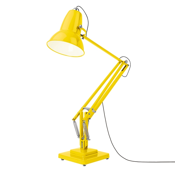 Image of Anglepoise Original 1227 Giant Udendørs Gulvlampe Citrus yellow