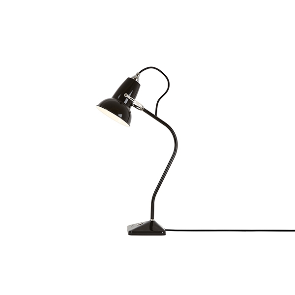 Image of   Anglepoise Original 1227 Mini Bordlampe Jet Black