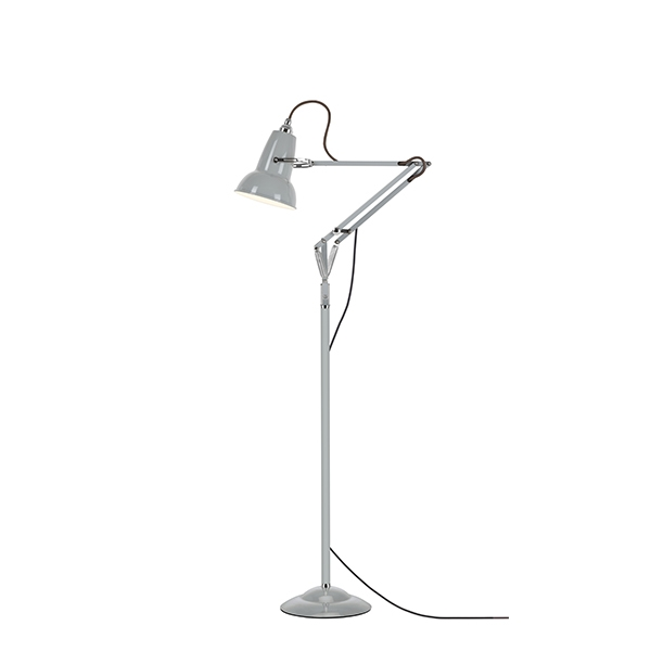 Image of   Anglepoise Original 1227 Mini Gulvlampe Dove Grey