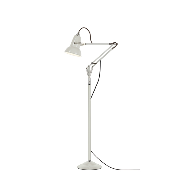 Image of Anglepoise Original 1227 Mini Gulvlampe Linen White