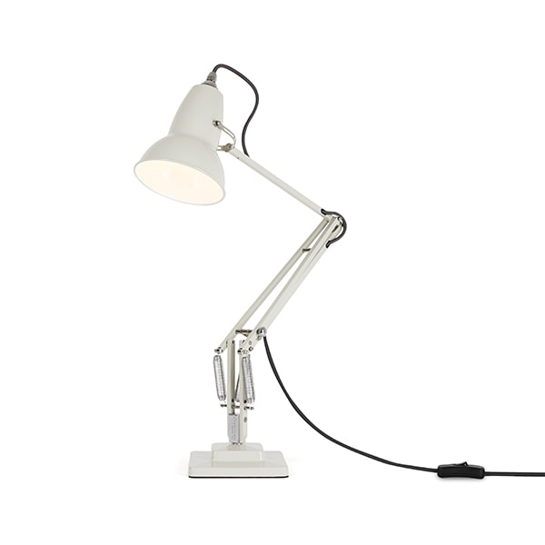Image of Anglepoise Original 1227 Bordlampe Linen White