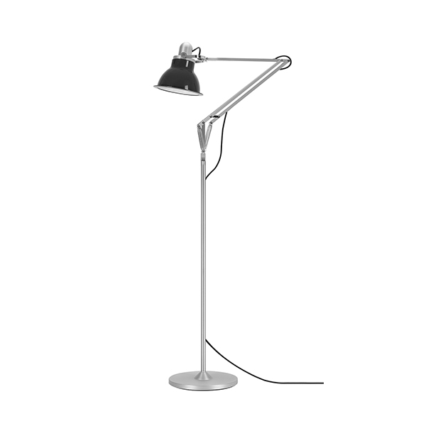 Image of Anglepoise Type 1228 Gulvlampe Granite Grey
