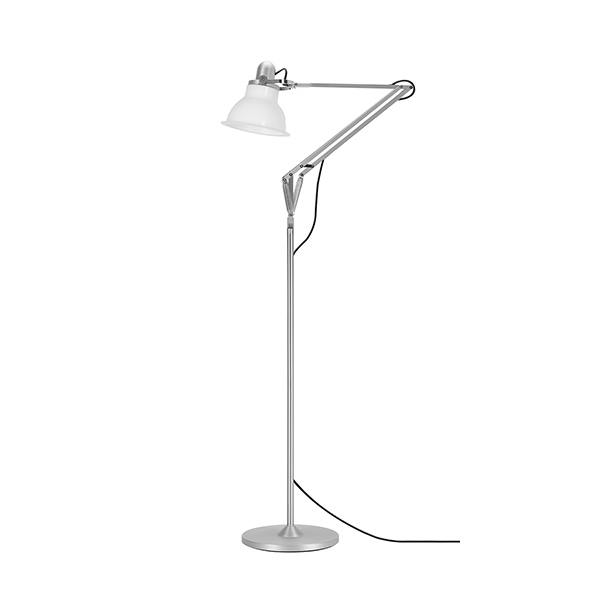 Image of Anglepoise Type 1228 Gulvlampe Ice White