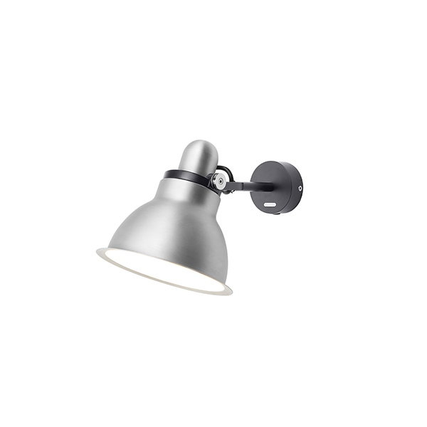 Image of   Anglepoise Type 1228 Metallic Væglampe Silver Lustre