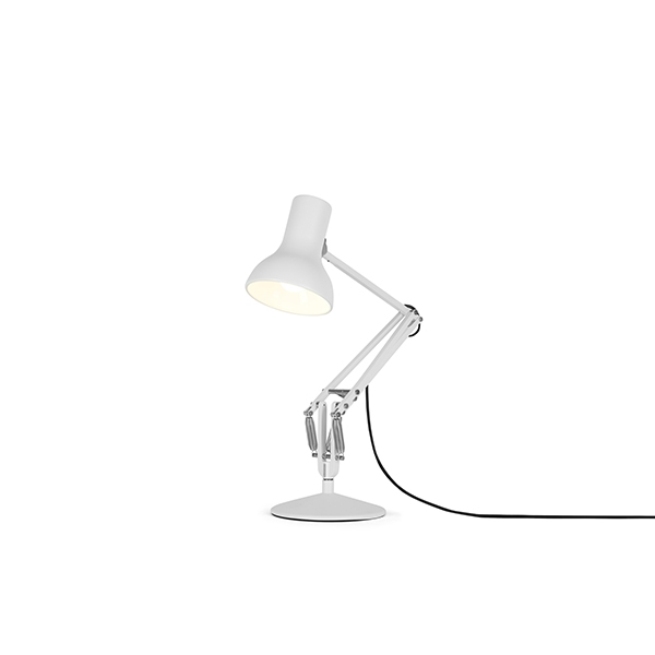 Anglepoise Type 75» Mini Bordlampe Alpine White