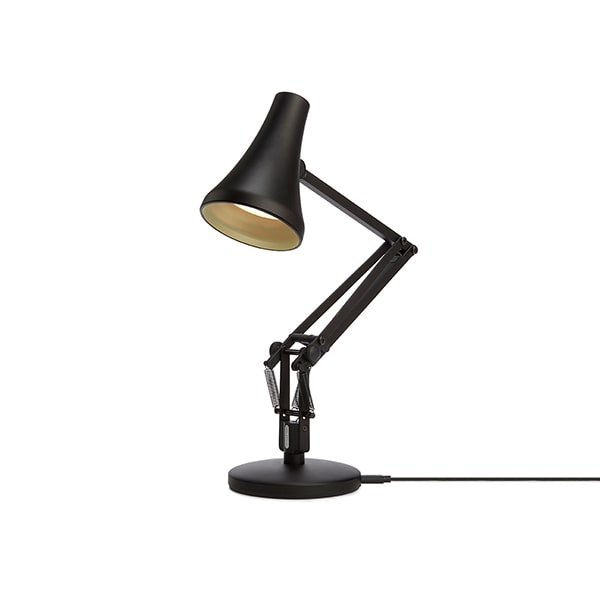 Image of Anglepoise 90 Mini Mini Bordlampe Carbon Black & Black