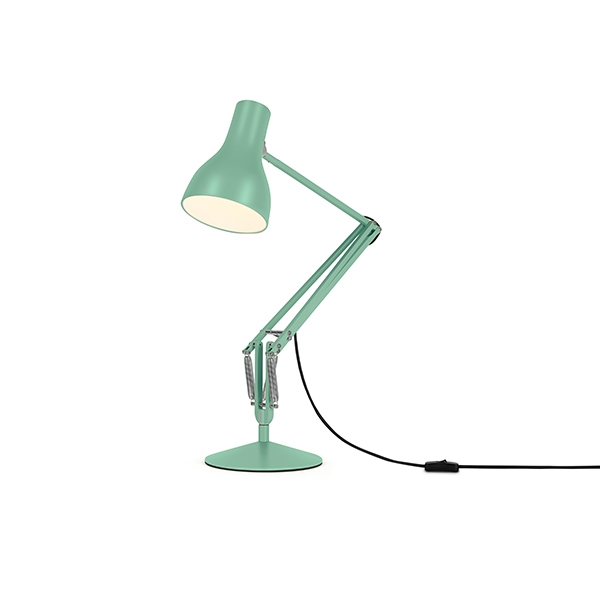 Image of Anglepoise Type 75 Bordlampe Anglepoise + Margaret Howell Seagrass