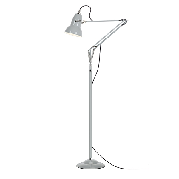 Image of   Anglepoise Original 1227 Gulvlampe Dove Grey
