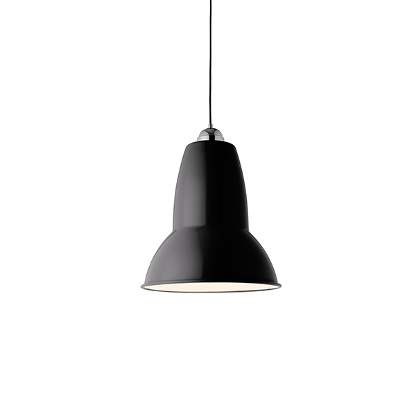 Image of Anglepoise Original 1227 Giant Pendel Jet Black - Mat finish