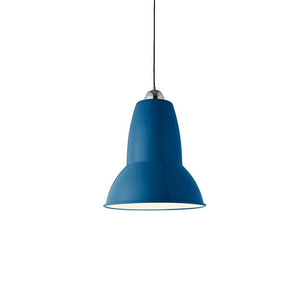 Image of Anglepoise Original 1227 Giant Pendel Marine Blue