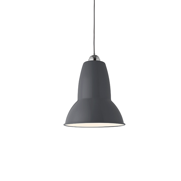 Image of Anglepoise Original 1227 Giant Pendel Slate Grey
