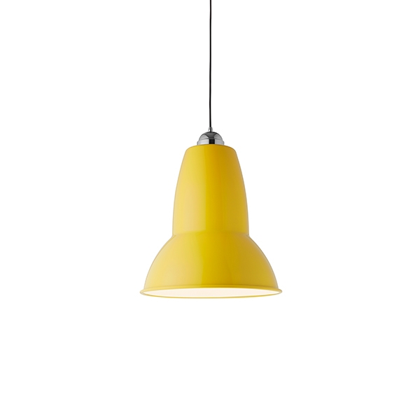 Image of Anglepoise Original 1227 Giant Pendel Citrus Yellow