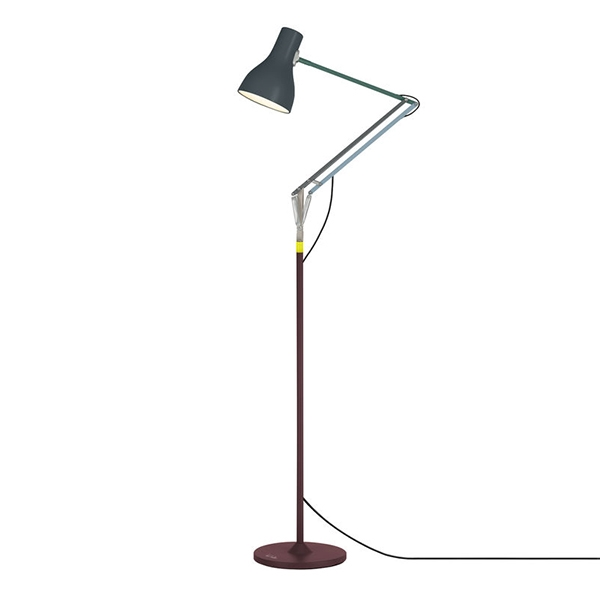 Image of Anglepoise Type 75 Paul Smith Gulvlampe Edition 4