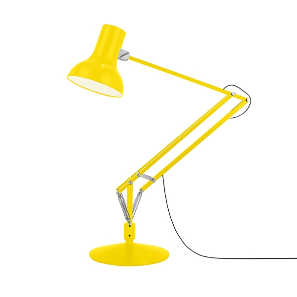 Image of Anglepoise Type 75 Giant Gulvlampe Citrus Yellow