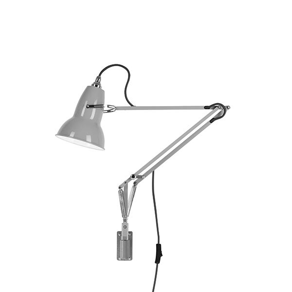Image of Anglepoise Original 1227 Lampe M. Vægbeslag Dove Grey