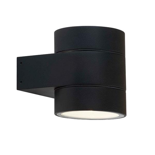 Image of Antidark DOLIO W90 Udendørs Væglampe Sort