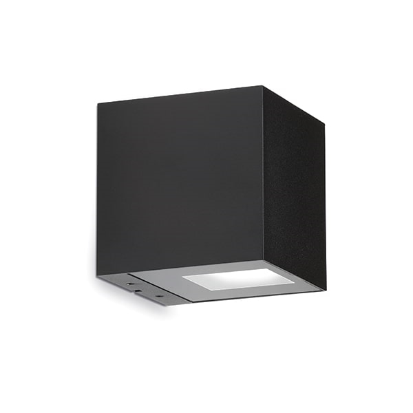 Image of Antidark ARCA W100 Udendørs Væglampe Sort
