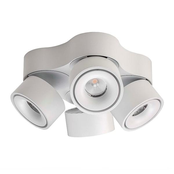 Image of Antidark Easy W4100 Væglampe LED Hvid