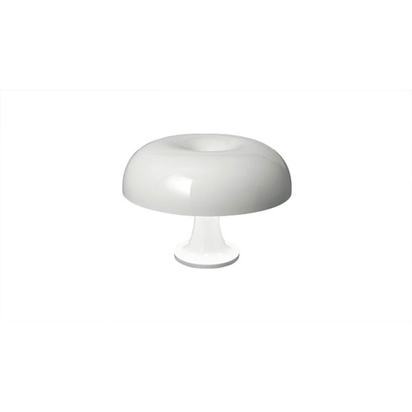 Artemide Nessino Bordlampe Hvid
