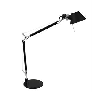 Artemide Tolomeo Mini Bordlampe Sort
