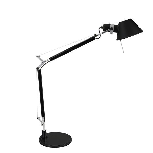 Image of   Artemide Tolomeo Mini Bordlampe Sort