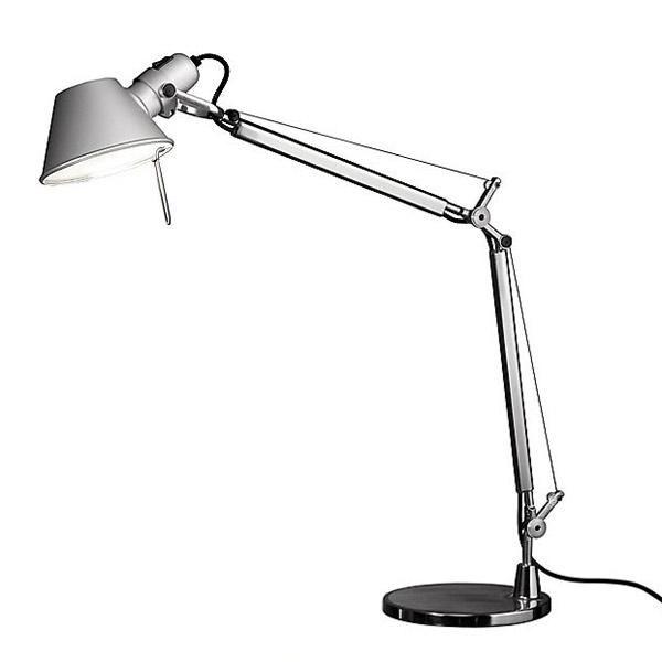 Image of   Artemide Tolomeo Mini LED Bordlampe Aluminium