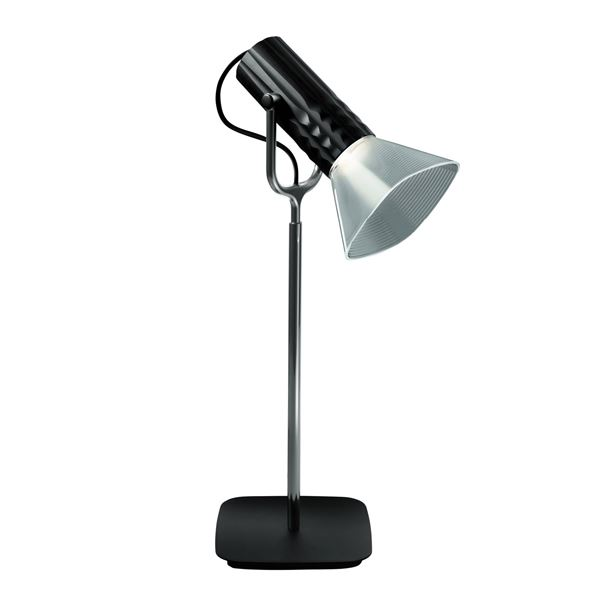 Artemide FIAMMA LED Bordlampe Sort