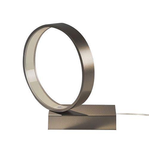 Image of Artemide Eclittica 20 Bordlampe Guld Aluminium