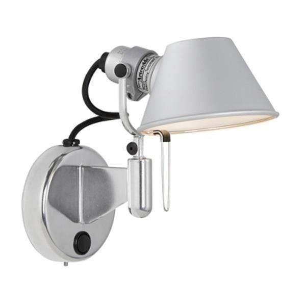 Image of   Artemide Tolomeo Micro Faretto LED Væglampe uden afbryder