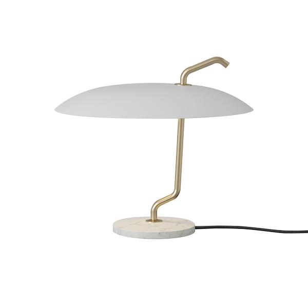 Billede af Astep Model 537 Bordlampe Hvid/Hvid
