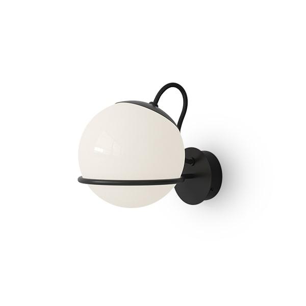 Astep Model 237/1 Væglampe Sort