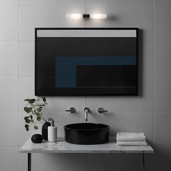 Image of   Lampeguide: Badeværelseslamper