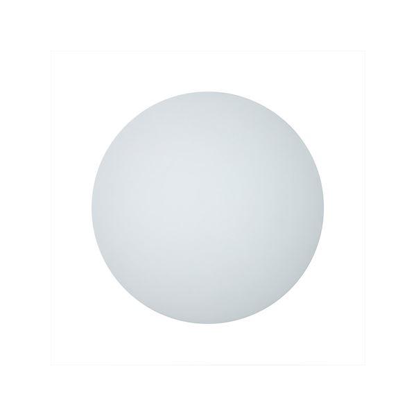 Image of Astro Elipse Round 250 Gips Væglampe Hvid
