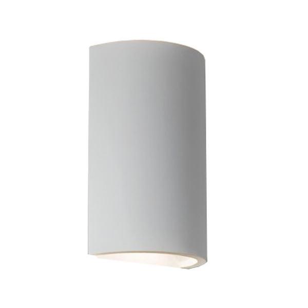 Astro Serifos 170 Gips Væglampe Hvid